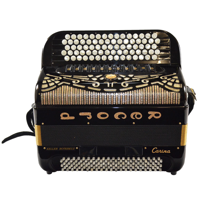 Akkordeon kaufen Handharmonika